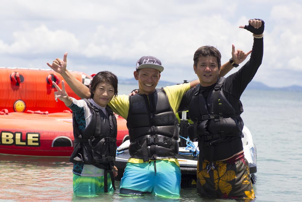 ジェイケ-ウェーブJK-Wave_沖縄ウェイクボート_ブルーラグーンオキナワ13