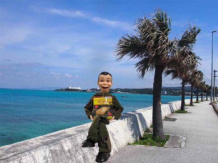 沖縄発!ファミマにブエノチキン