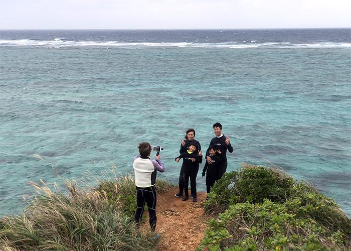 沖縄ハピネスメモリー Bコース ジャーネー浜