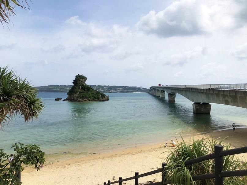 古宇利大橋 沖縄ドローン撮影 ジェイケーウェーブ