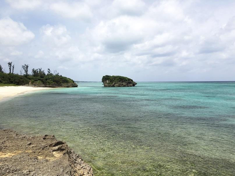 沖縄秘密のビーチ ジェイケーウェーブ