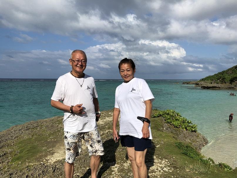 沖縄北部 秘密のビーチ ジェイケーウェーブ JK-Wave