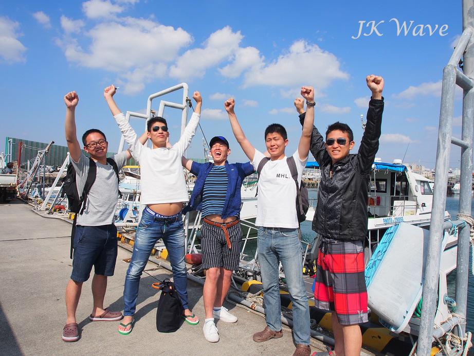 ジェイケ-ウェーブJK-Waveドローン空撮付き体験ダイビング011