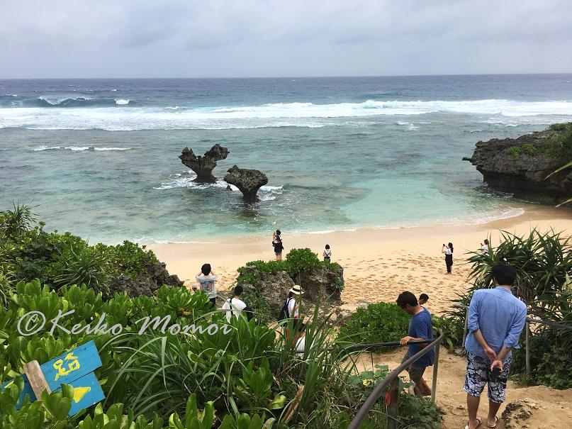 ジェイケ-ウェーブJK-Wave沖縄おすすめスポット_ハートロック001