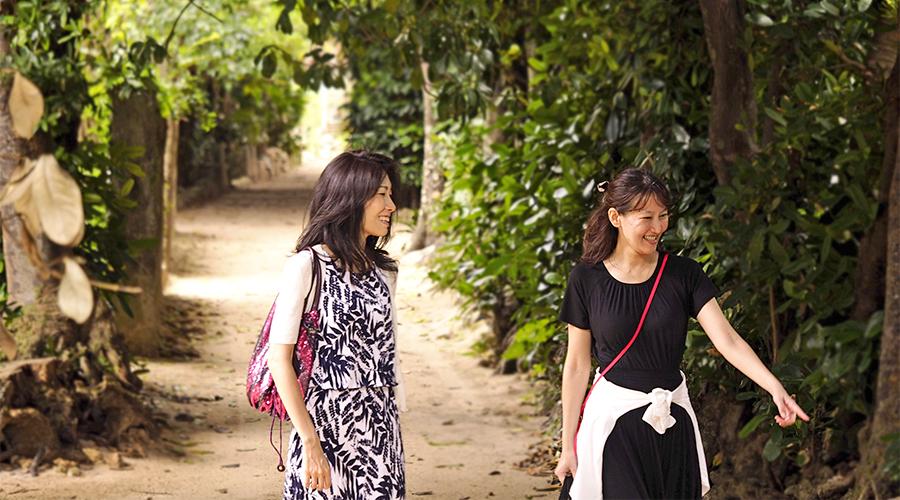 沖縄ハピメモ 沖縄北部でのんびり島時間を満喫する旅