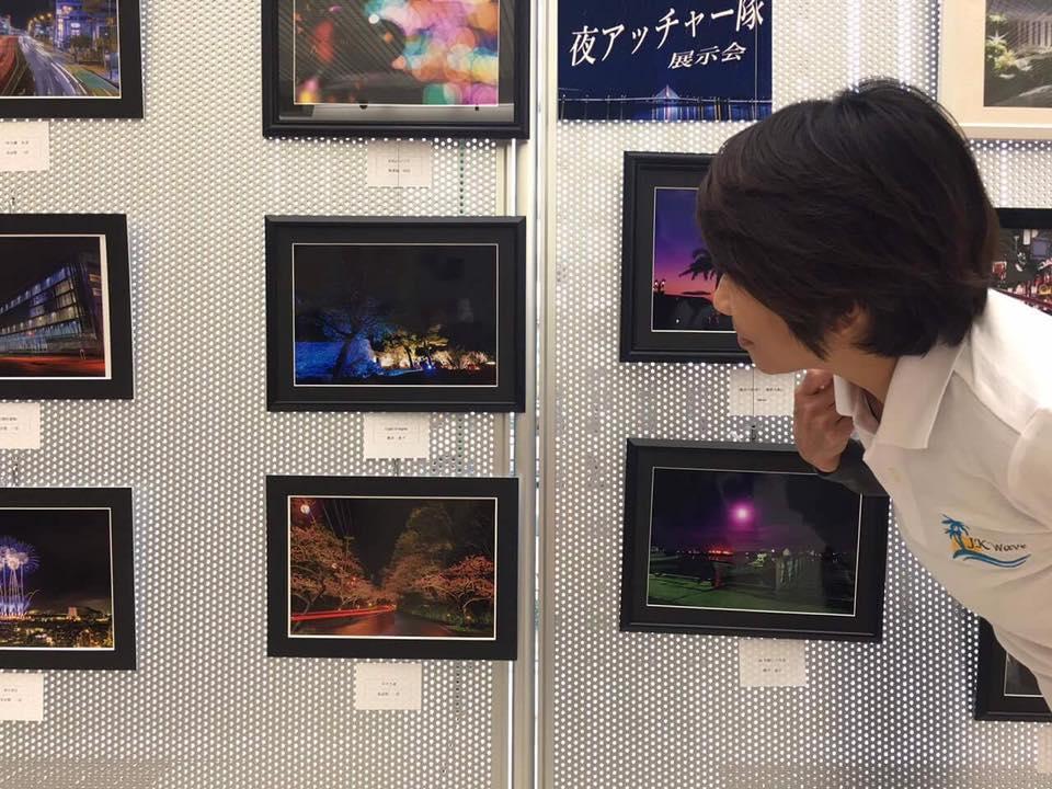 ジェイケーウェーブ_JKWave沖縄銀行本店写真展04