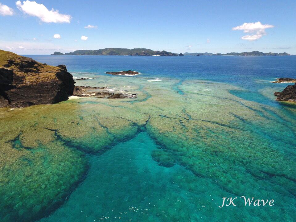 ジェイケ-ウェーブJK-Wave沖縄ドローン空撮付き体験ダイビング_お客様の声004