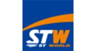 エス・ティー・ワールド ロゴ